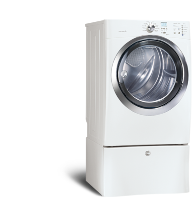 Front Load Gas Dryer with IQ-Touch™ Controls featuring Perfect Steam™ - 8.0 Cu. Ft.