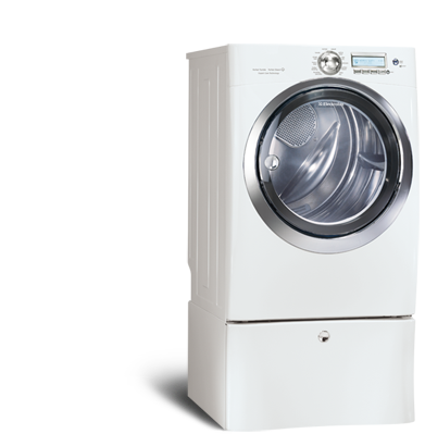 Front Load Electric Dryer with Wave-Touch® Controls featuring Perfect Steam™ - 8.0 Cu. Ft.
