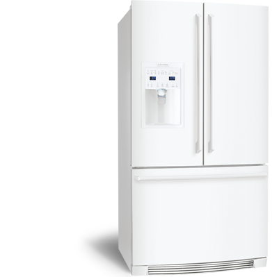 Standard-Depth French Door Refrigerator with IQ-Touch™ Controls