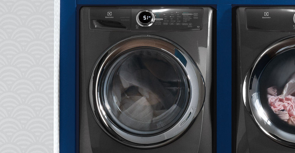 Front Load Perfect Steam™ Washer with LuxCare™ Wash and SmartBoost™ - 4.4 Cu.Ft.