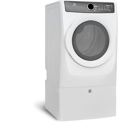 Front Load Perfect Steam™ Gas Dryer with 7 cycles - 8.0 Cu. Ft.