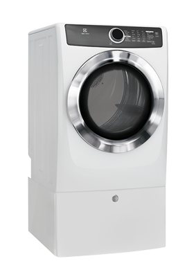 Front Load Perfect Steam™ Gas Dryer with Instant Refresh and 8 cycles - 8.0 Cu. Ft.