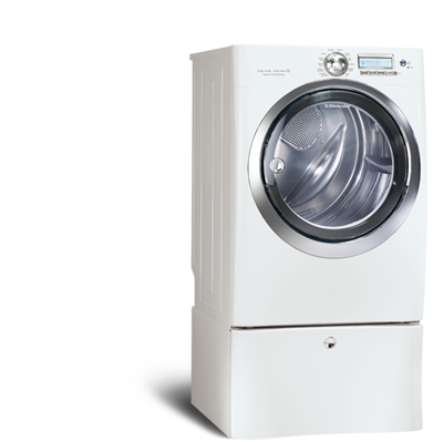 Front Load Gas Dryer with Wave-Touch® Controls featuring Perfect Steam™ - 8.0 Cu. Ft.