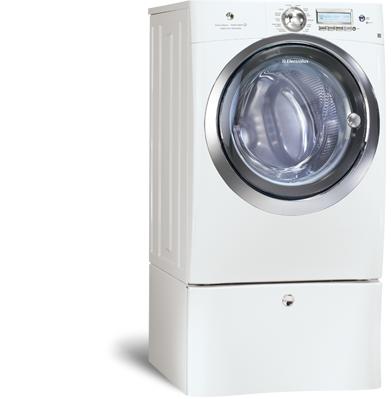 Front Load Washer with Wave-Touch® Controls featuring Perfect Steam™ - 4.3 Cu. Ft.