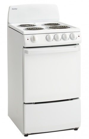 "Danby Danby 20"" Wide Electric  Range- White"