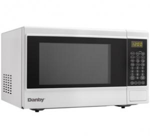 Danby Danby 1.4 cu ft. Black Microwave With Sensor Cooking Controls