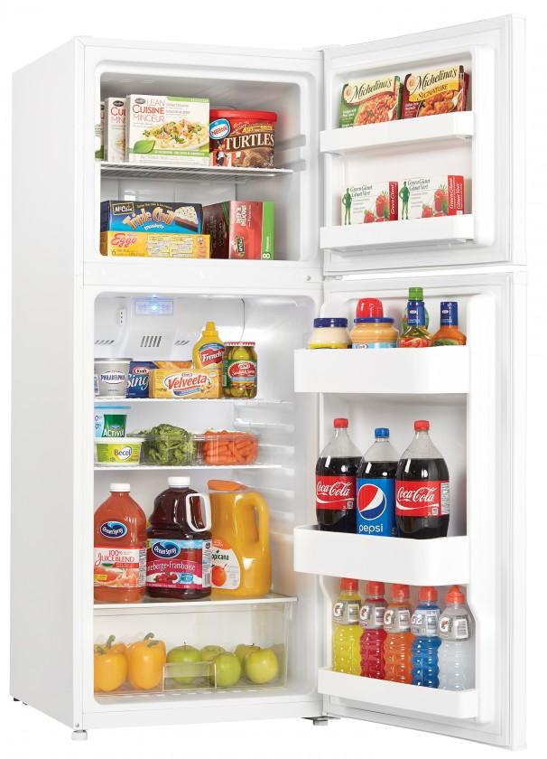 Danby - DFF100C1WDB - Danby 10 Apartment Size Refrigerator