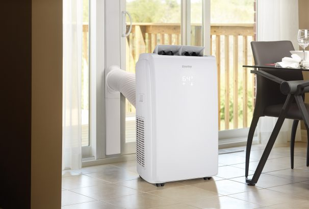 Model: DPA100E1WDB | Danby 10,000 BTU Portable Air Conditioner