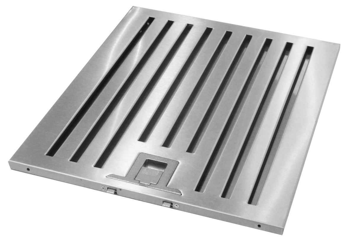 Stainless Baffle Filter - Set of Two (2)