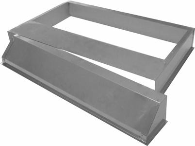 Stainless Steel Adjustable Hood Liner