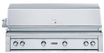 "Lynx       54"" Built-in Grill with ProSear Burner and Rotisserie"