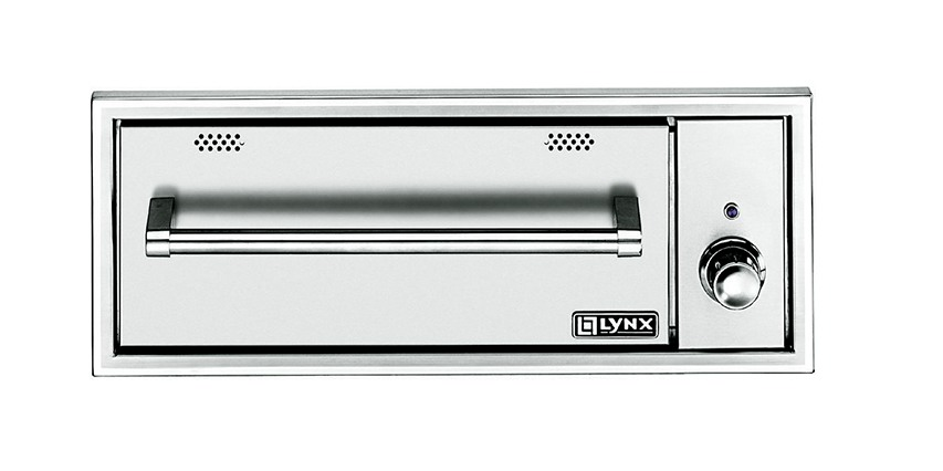 "Lynx 30"" Outdoor Warming Drawer"
