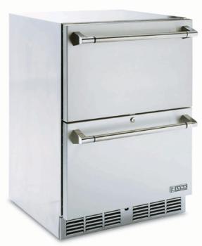 Lynx Two Drawer Refrigerator