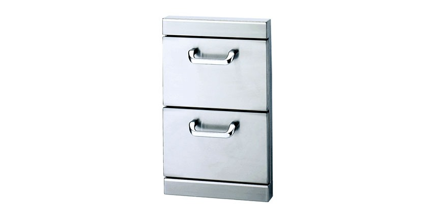Utility Drawers - Double Drawer