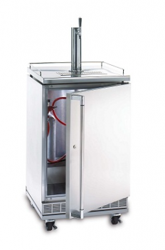 Outdoor Refrigerator & Beverage Dispenser