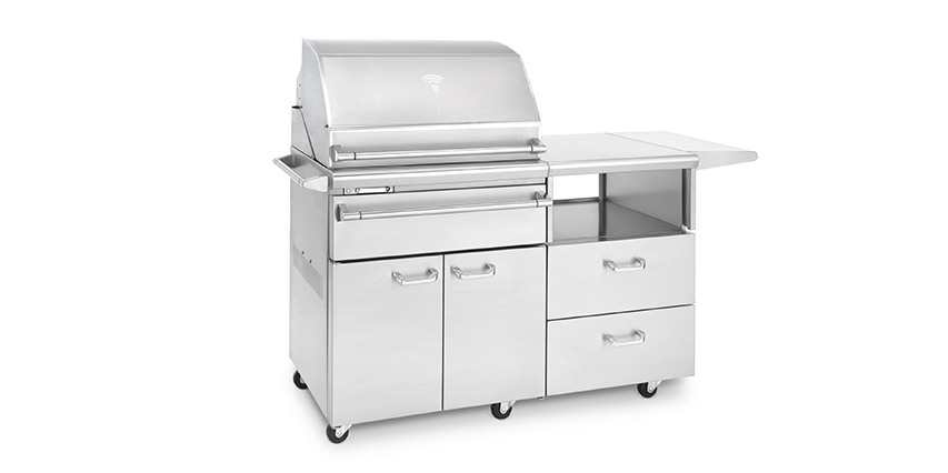 SONOMA SMOKER BY LYNX - Mobile Kitchen Cart