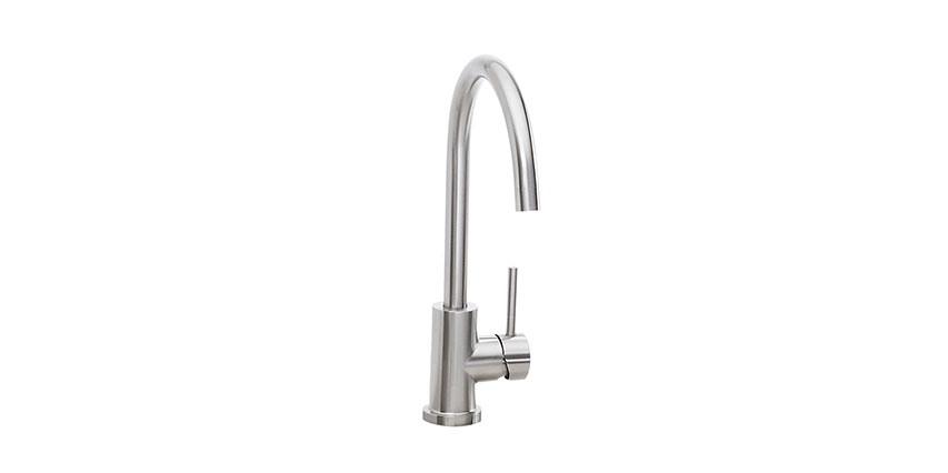 Outdoor Gooseneck Faucet