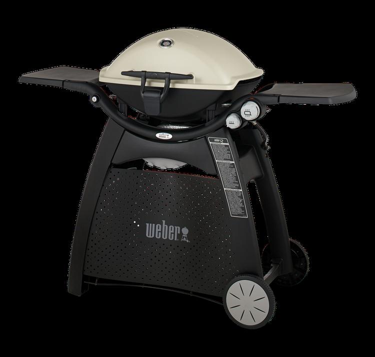 Model: 57060001 | Weber Weber Q 3200 Gas Grill - LP Gas