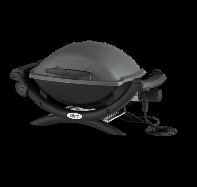 Model: 52020001 | Weber Weber Q 1400 Electric Grill