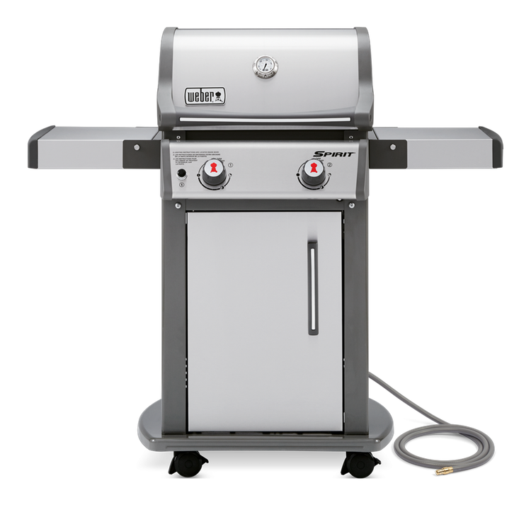 Spirit S-210 Gas Grill (Natural Gas)