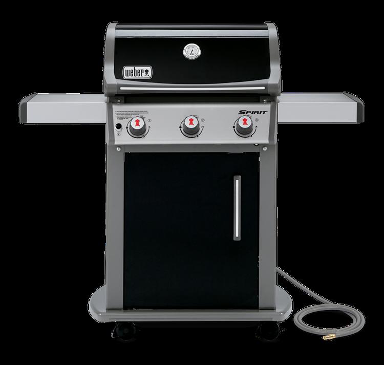 Weber Spirit E-310 Gas Grill (Natural Gas)