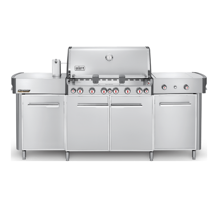 Weber Summit Grill Center- LP Gas