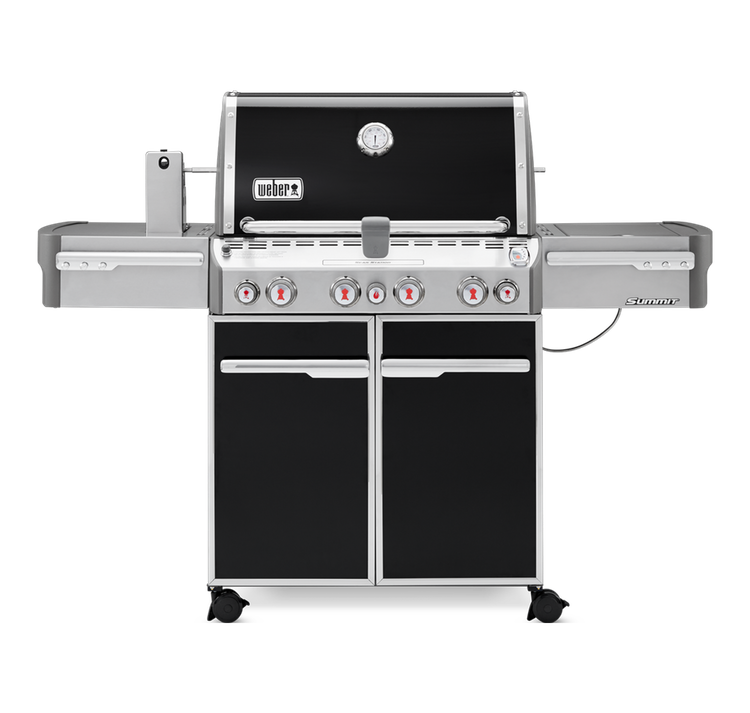 Weber Summit E-470 Gas Grill - LP Gas