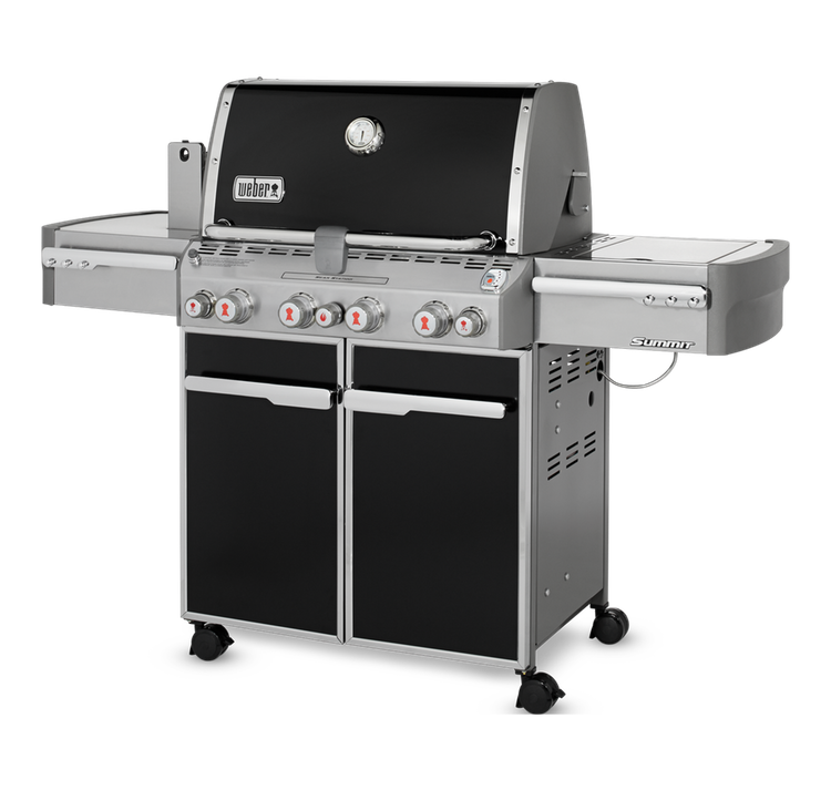 Model: 7171001 | Summit E-470 Gas Grill - LP Gas