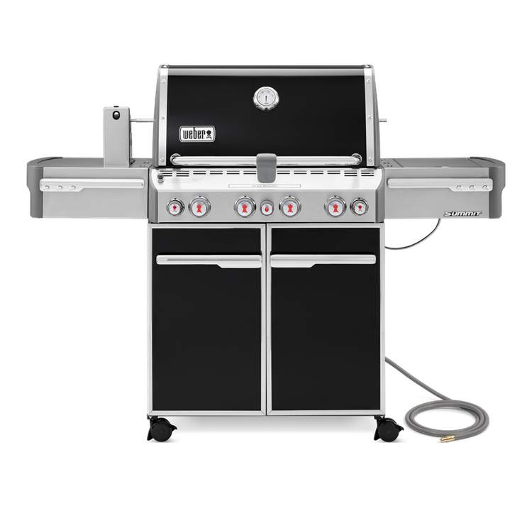 Weber Summit E-470 Gas Grill - Natural Gas