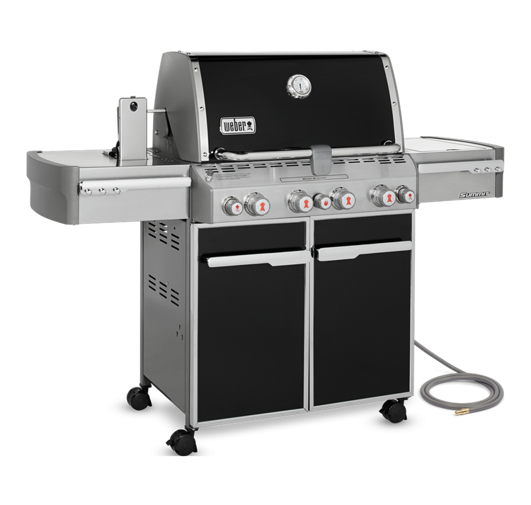 Summit E-470 Gas Grill (Natural Gas)