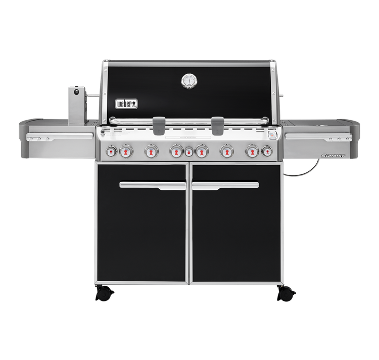 Weber Summit E-670 Gas Grill - LP Gas