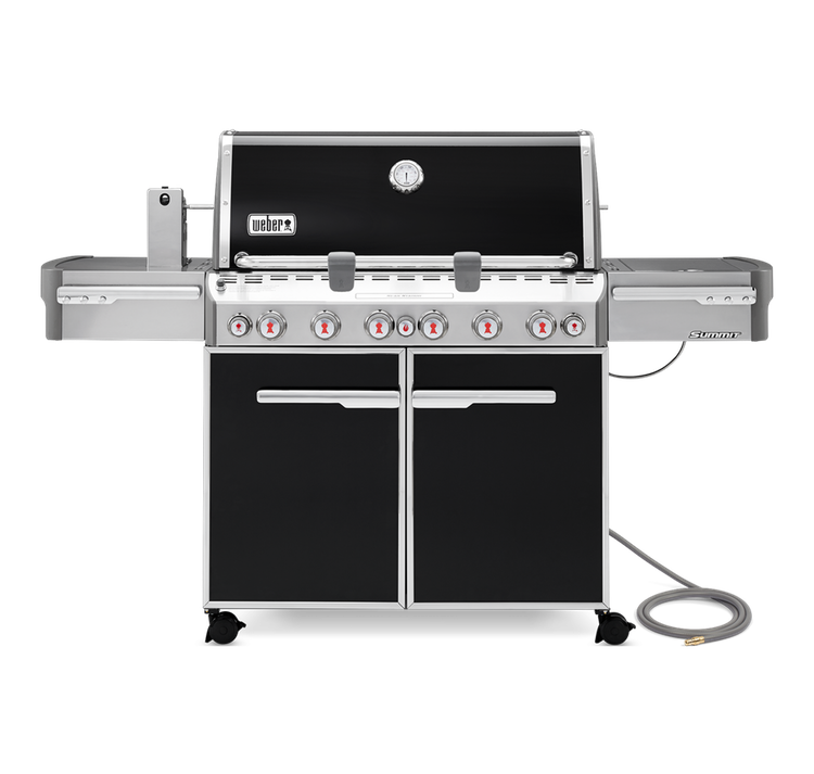 Weber Summit E-670 Gas Grill  - Natural Gas