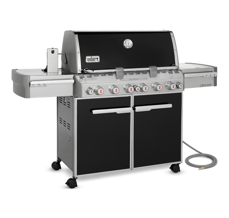 Model: 7471001 | Weber Summit E-670 Gas Grill  - Natural Gas