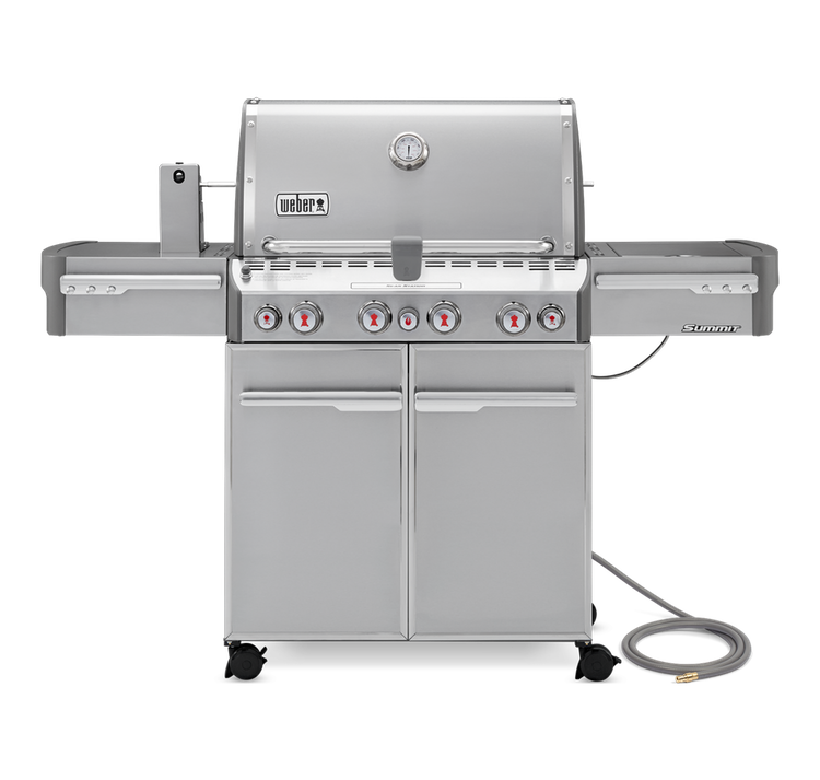Weber Summit S-470 Gas Grill -Natural Gas