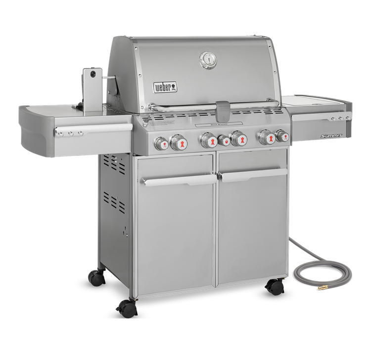 Model: 7270001 | Weber Summit S-470 Gas Grill -Natural Gas