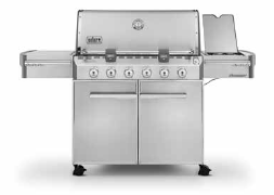 SUMMIT S-620 GAS GRILL