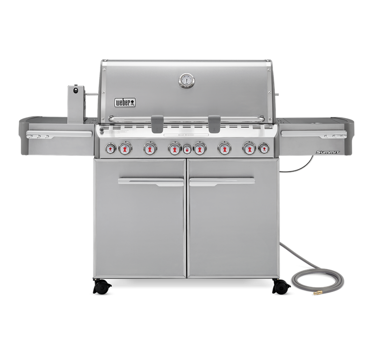 Weber Summit S-670 Gas Grill  - Natural Gas