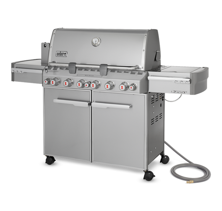 Summit S-670 Gas Grill  - Natural Gas