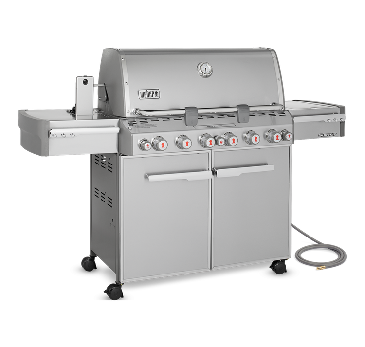 Model: 7470001 | Summit S-670 Gas Grill  - Natural Gas