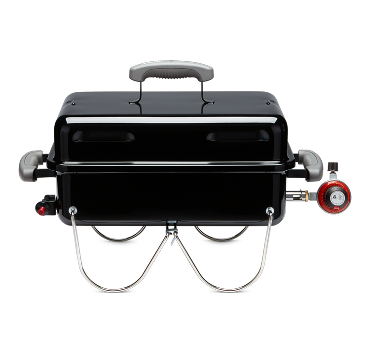 Weber Go-Anywhere Gas Grill- LP Gas