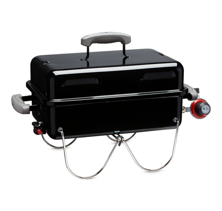 Model: 1141001 | Weber Go-Anywhere Gas Grill- LP Gas