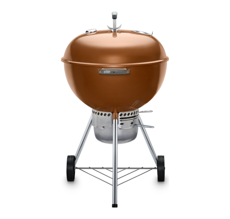 Original Kettle Premium Charcoal Grill 22
