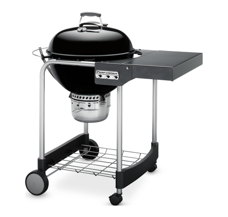 Model: 15301001 | Weber Performer Charcoal Grill 22""