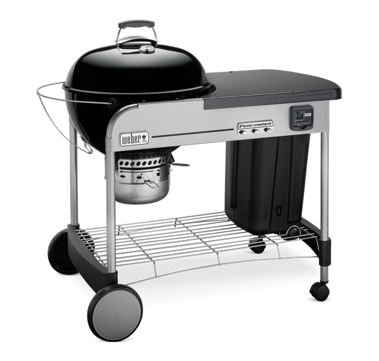 Model: 15401001 | Weber Performer Premium Charcoal Grill 22""