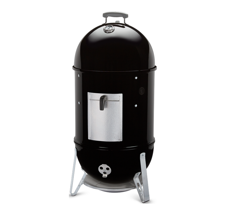 "Model: 721001 | Weber Smokey Mountain Cooker Smoker 18"""
