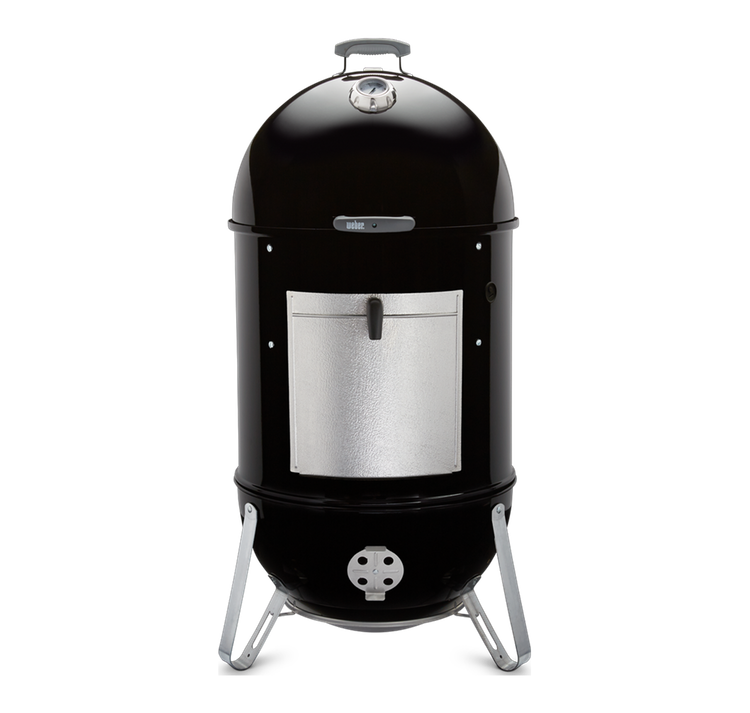 Weber Smokey Mountain Cooker Smoker 22""