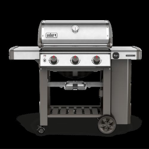 Model: 61000001 | Weber Weber Genesis II S-310 Freestanding  Gas Grill - LP Gas