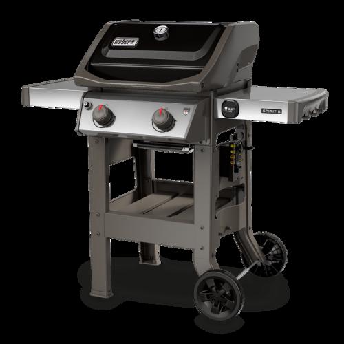 Model: 44010001 | Weber Spirit II E-210 Gas Grill- LP Gas