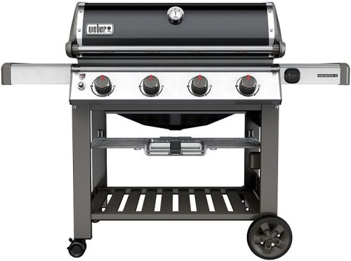 Weber Genesis II SE-410 Black Natural Gas Outdoor Grill - 67010201