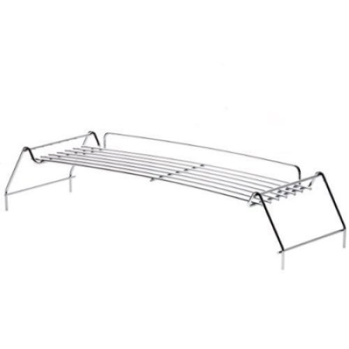 Weber Q 300 Q 320 Q 3000 Gas Grill Chrome Warming Rack 6512